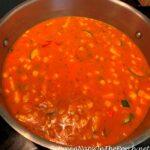 Tomato-Pepper Veggie Tortellini Soup Recipe