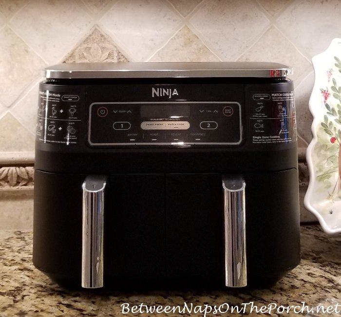 Ninja Air Fryer with 2 Baskets