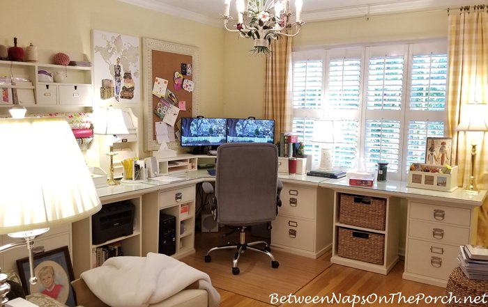 Home Office, Pottery Barn Furniture
