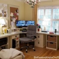 Home Work Space, Pottery Barn Bedford Furniture