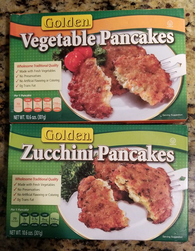 Zucchini & Vegetable Pancakes, Air Fryer Cooking Recipes