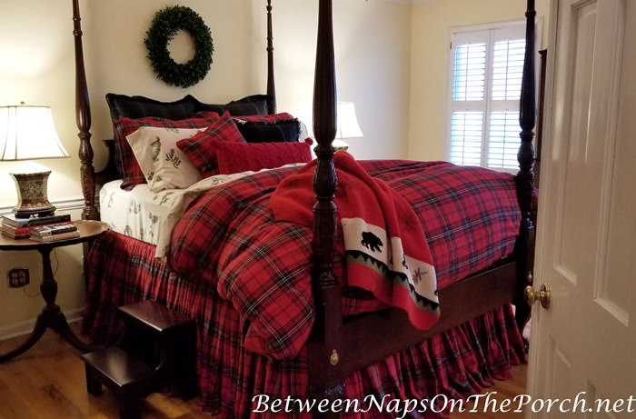 Tartan Plaid Bedding for Fall, Winter, Autumn Bedding