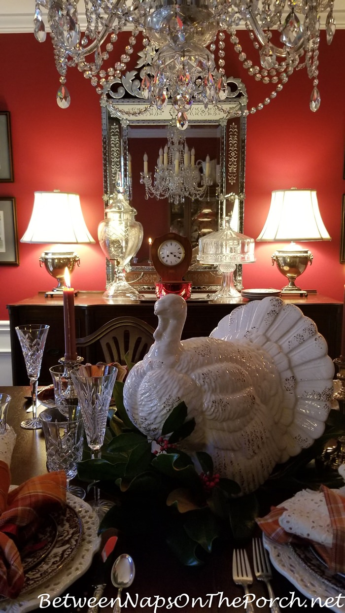 Traditional Thanksgiving Table Setting Ideas