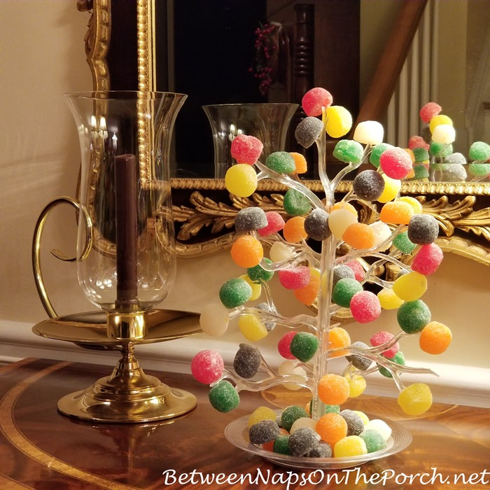 Make a Gumdrop Tree