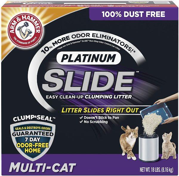 Best Dust-free Cat Litter