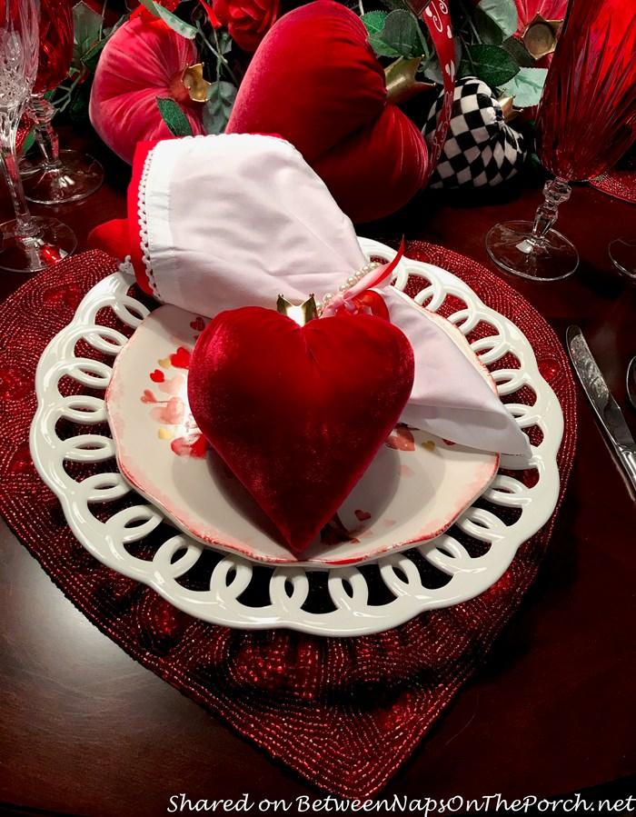 Valentine's Day, Velvet Hearts