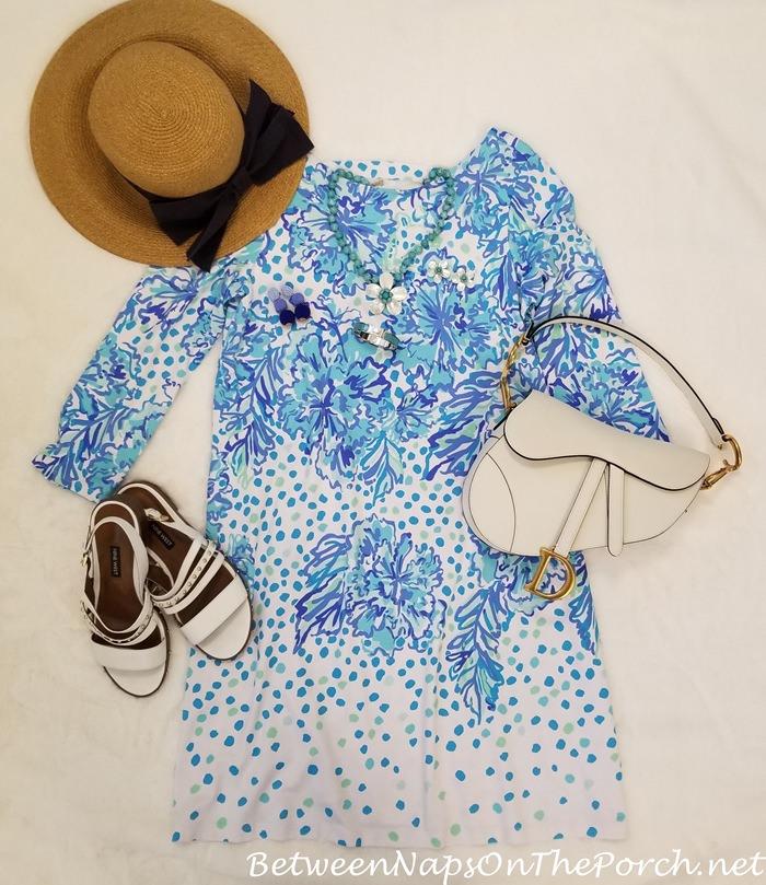 Lilly Pulitzer Spring Summer Dress