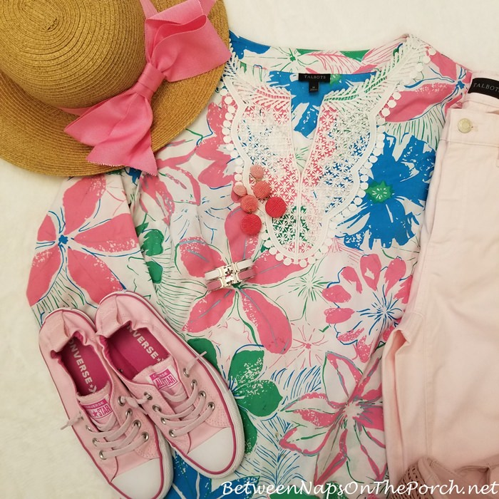 Pink Clothes for Summer