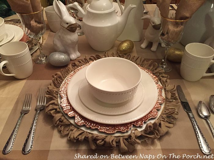 Ruffled Placemats
