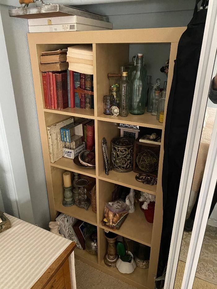 Shelving for Closet Organization