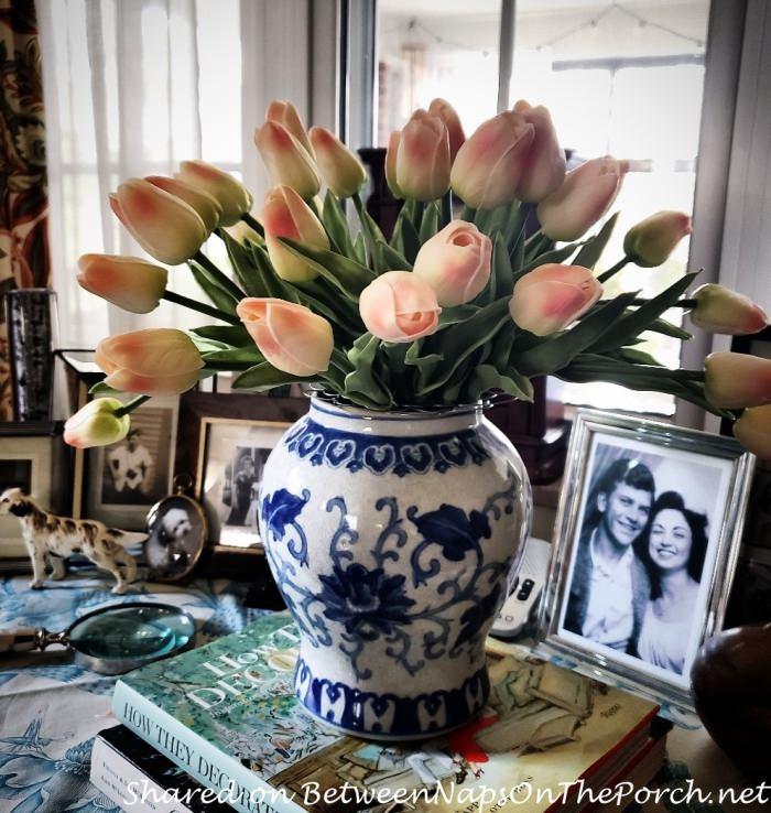 Gorgeous Faux Tulips