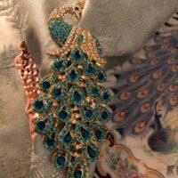 Peacock Napkin Rings