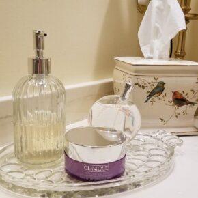 Bath Soap Dispenser, Pretty