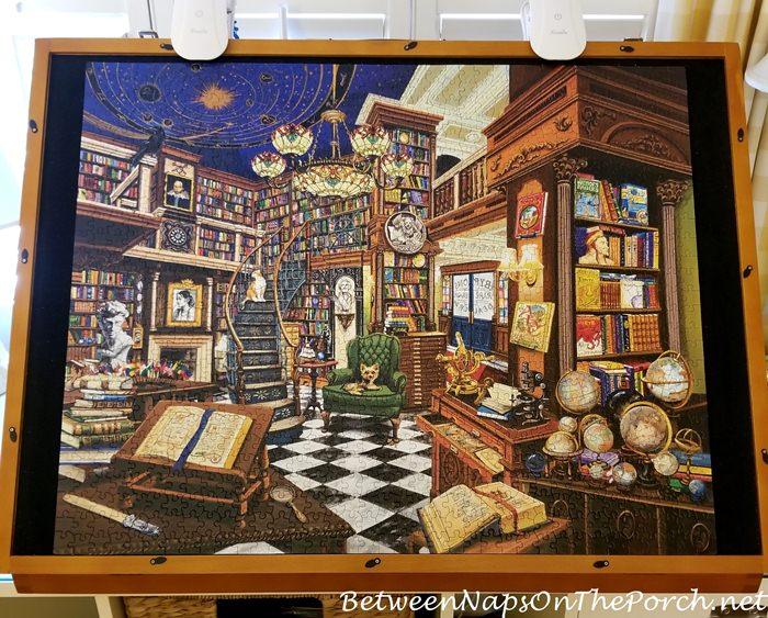 Bookstore Puzzle, Beautiful
