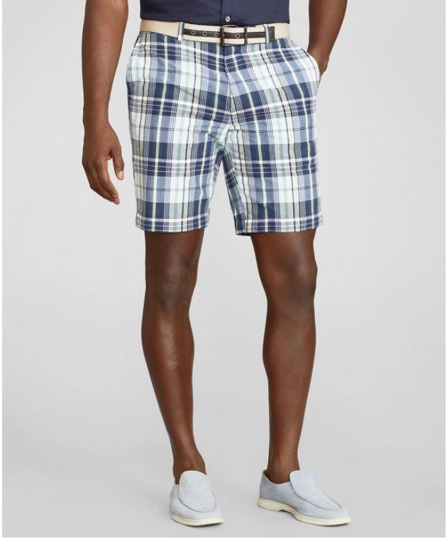 Madras Shorts, on sale