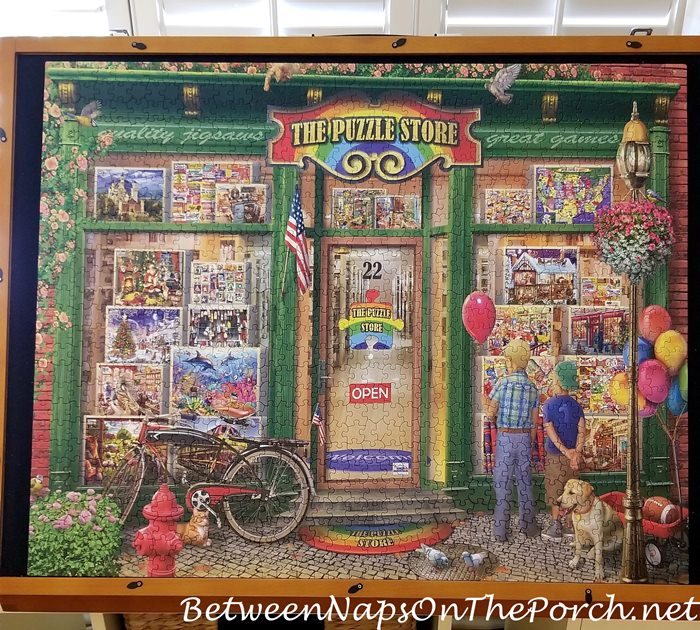 Puzzle Store Puzzle