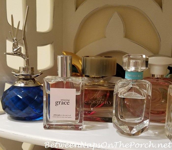Van Cleef & Arpels Feerie, Philosophy Amazing Grace, Burberry My Burberry, Tommy Bahama Perfumes