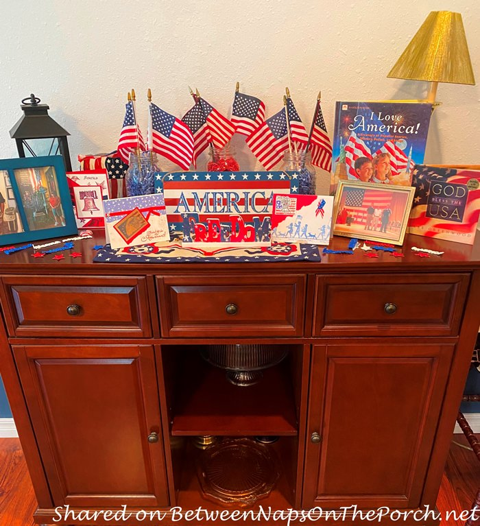 Patriotic Decorations, 4th of July