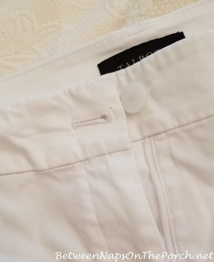 Button Covers, Prevent Shirt Holes