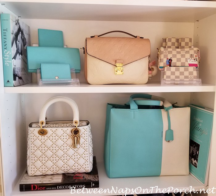 Organize and Style Handbags with Fashion Design Books