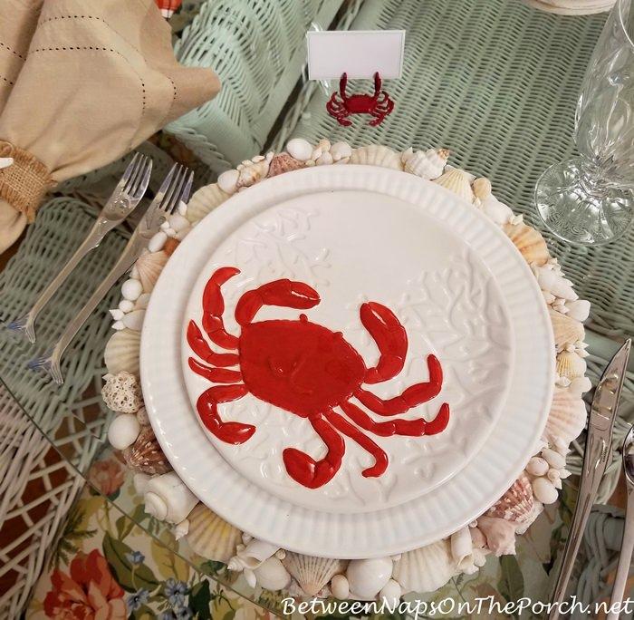Crab Salad Plates