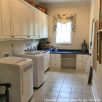 Laundry Room Makeover, After