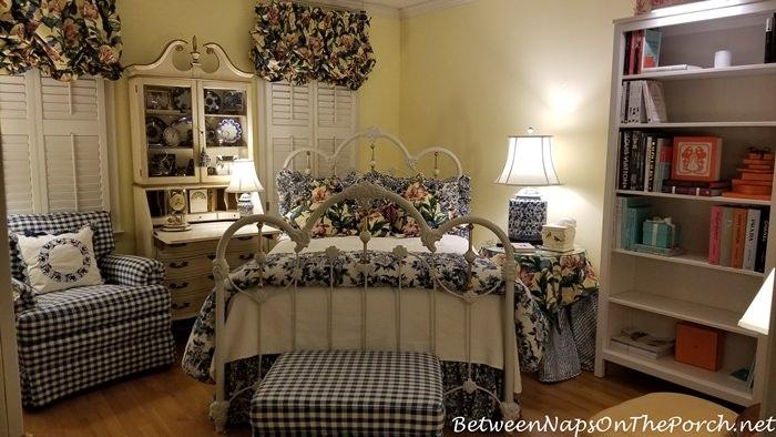 Adding a Hemnes Bookcase to Bedroom