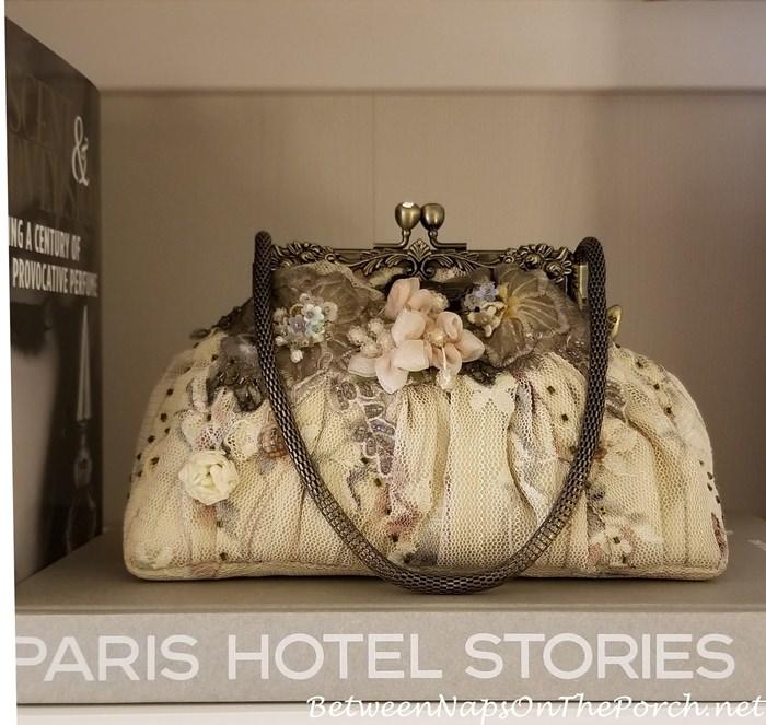 Adorable Mary Frances Bag