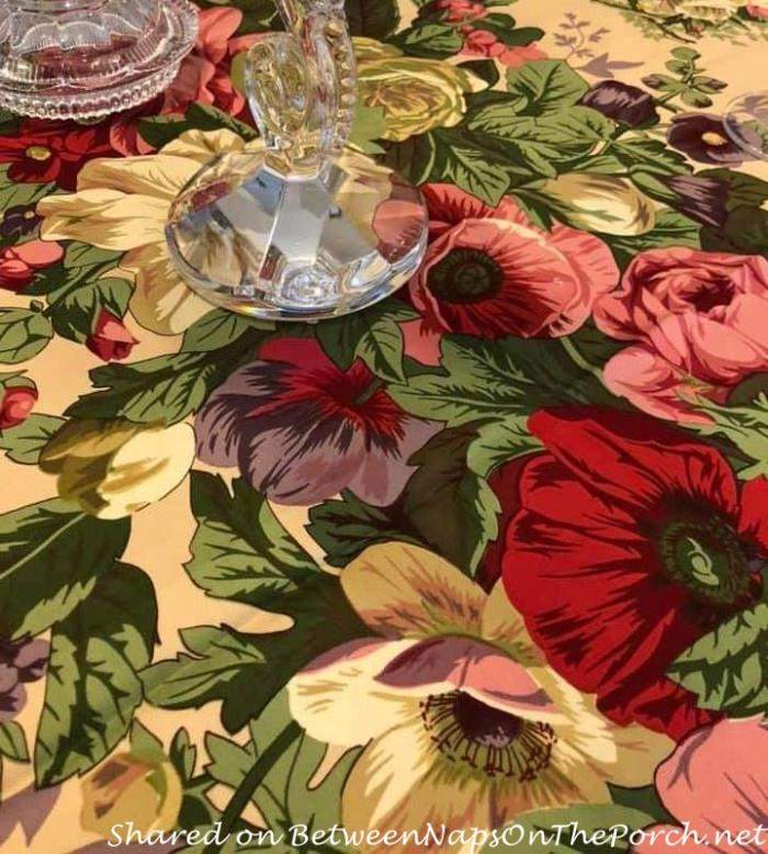 Beautiful Tablecloth by Beauville