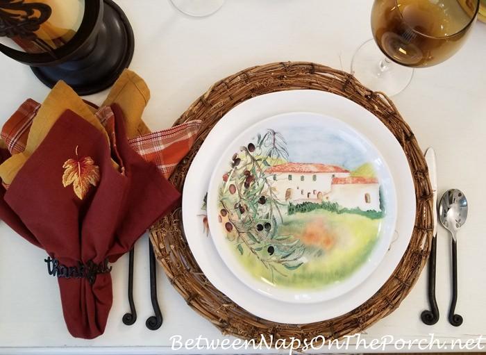 Ceramisia Dinnerware, Made in Italy