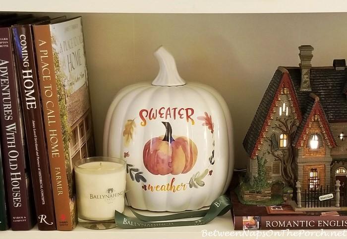 Decorating for Autumn, Fall Decor