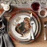 Fall Thanksgiving Dinnerware Sale