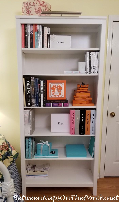 Fashion Books, Handbag Book, Hemnes Bookcase
