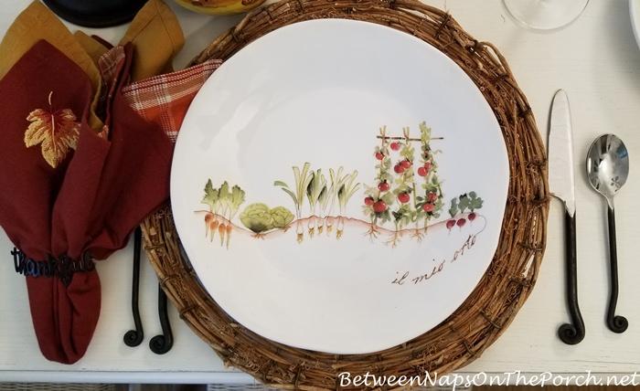 Garden China, Made in Italy