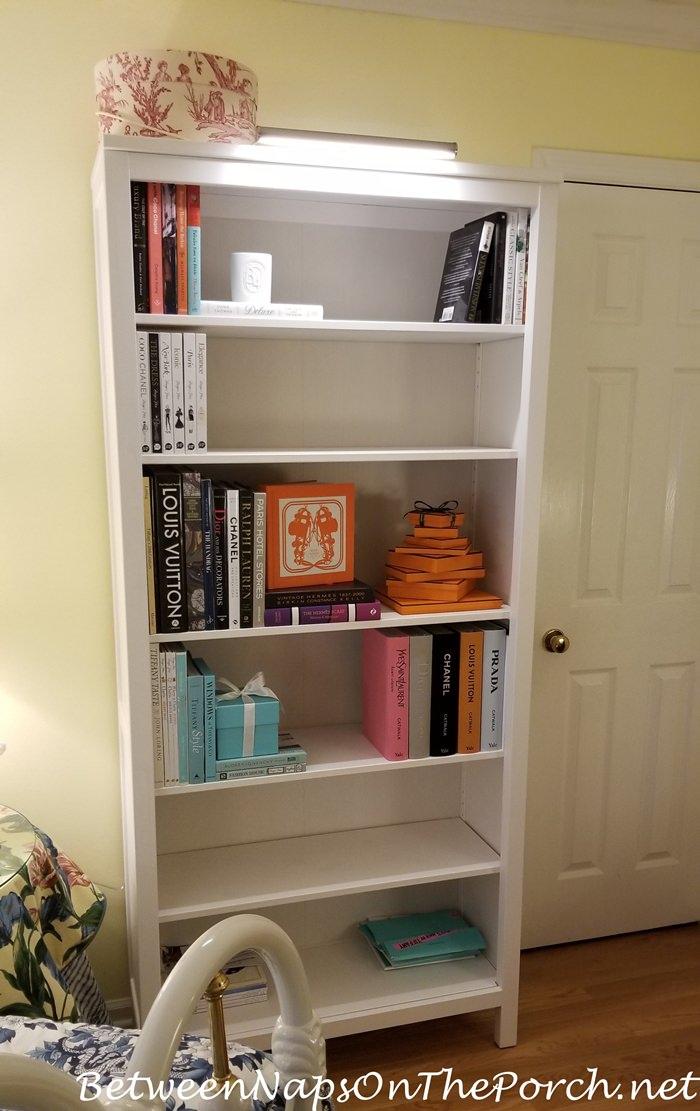 Hemnes Bookcase for Book Storage