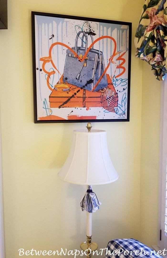 Hermes Birkin Art