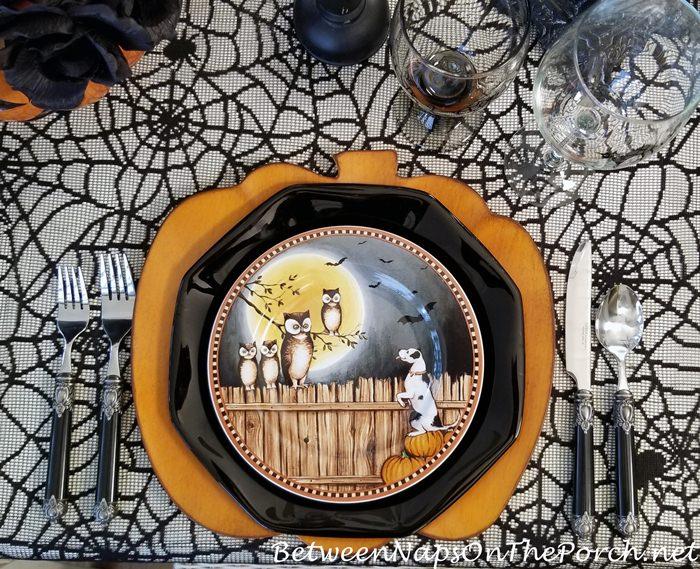 David Carter Brown, Pumpkin Hollow Plates