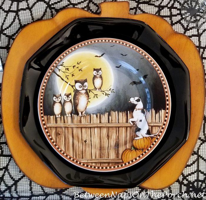 Pumpkin Hollow Plates, Davide Carter Brown