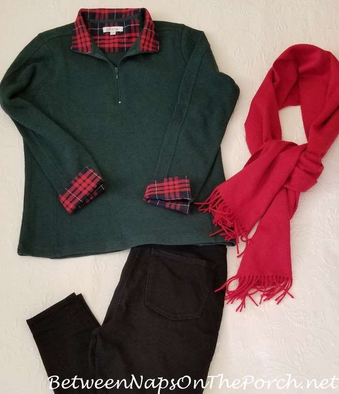 Clothes for Travel to Germany in December 01