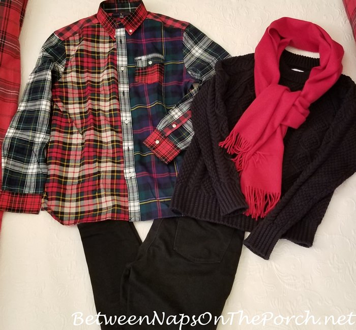 Clothes for Travel to Germany in December 02