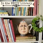 In The BNOTP Library: Sharing My Decor Library