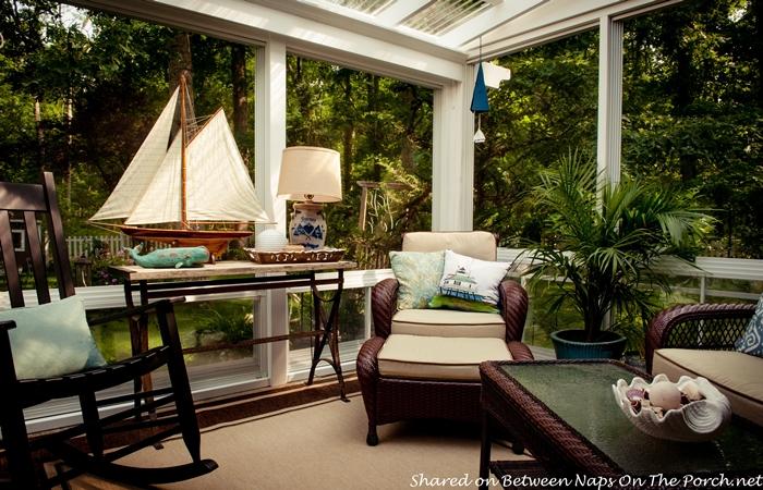 kraemer image ipe three john porch room rustic with ironwood season decking furniture sons by