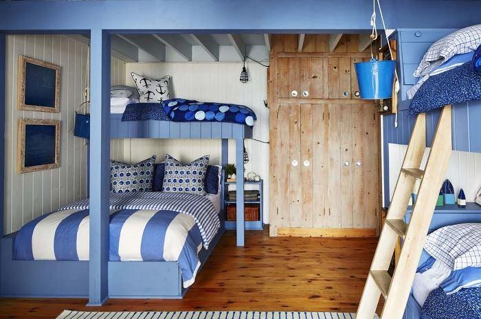 Bunk Room. Sarah Richardson