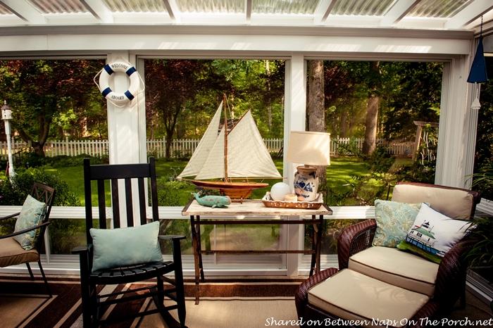 Dreamy Backyard with White Picket Fence