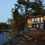 Vacation in Designer, Sarah Richardson's Island Cottage