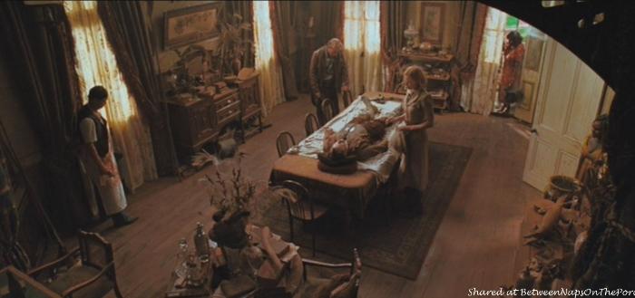 Dining Room, Faraway Downs, Australia Movie