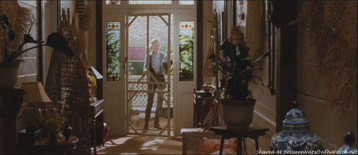Entrance Hall of Faraway Downs, Australia Movie