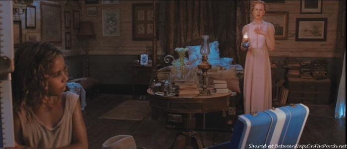Faraway Downs Bedroom, Australia Movie with Nicole Kidman