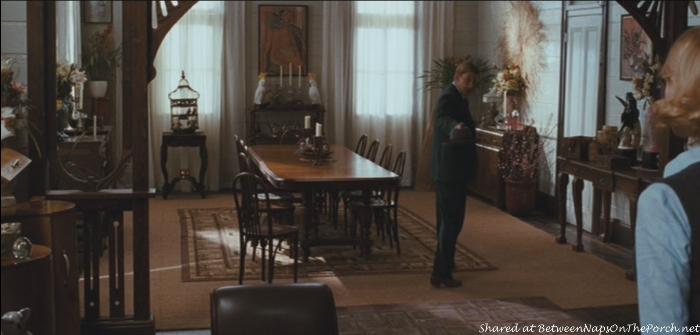 Faraway Downs Dining Room in Movie, Australia