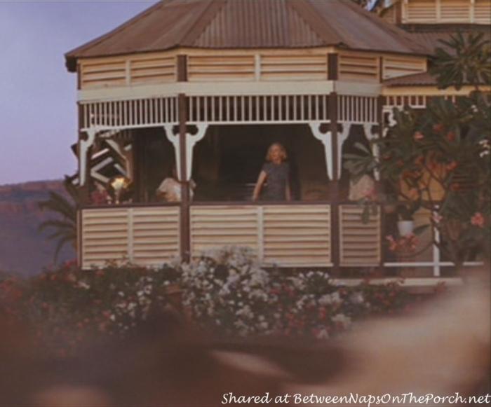 Faraway Downs Porch in Australia Movie with Hugh Jackman, Nicole Kidman